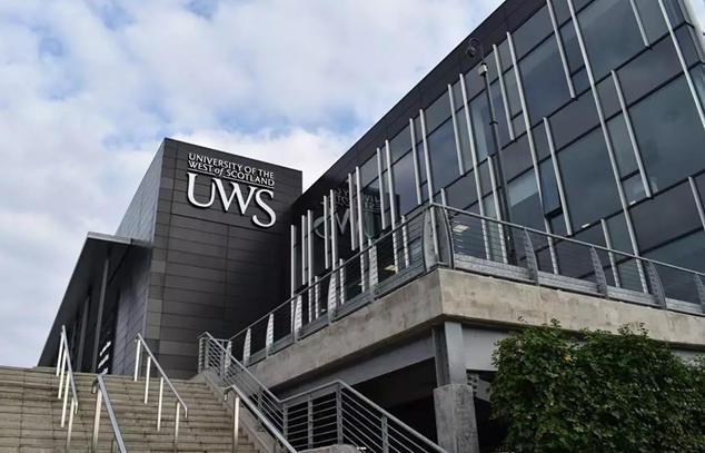 西苏格兰大学商学院