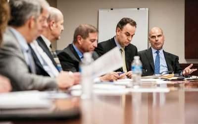 企业CEO学习会议