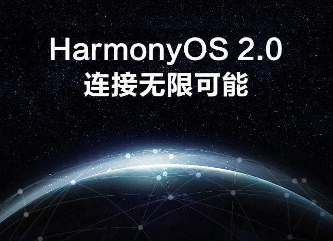鸿蒙2.0一图就读懂
