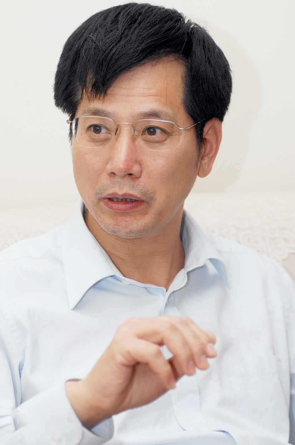 政治学专家——俞可平